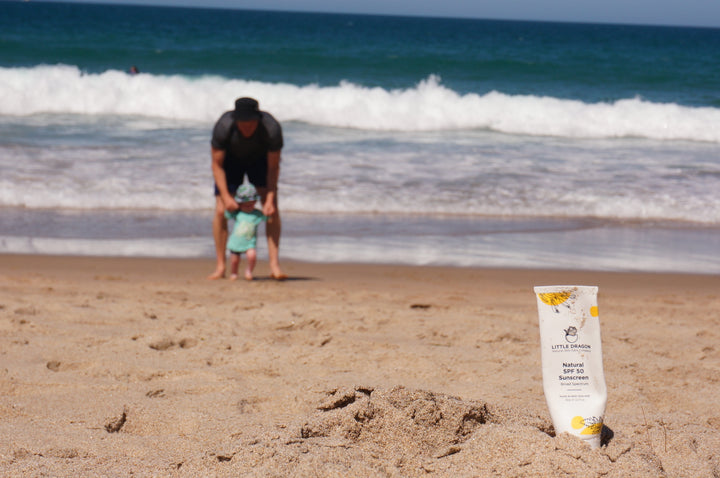 Part 2: Natural Sunscreen- Everything you need to know.