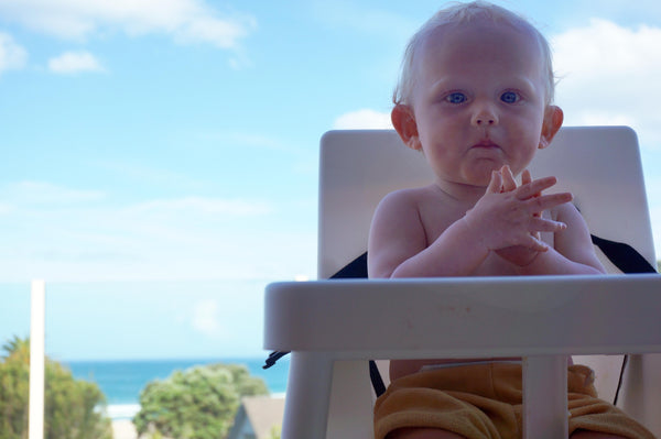 Felix High Chair Beach