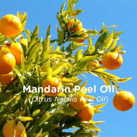 Mandarin Peel Oil