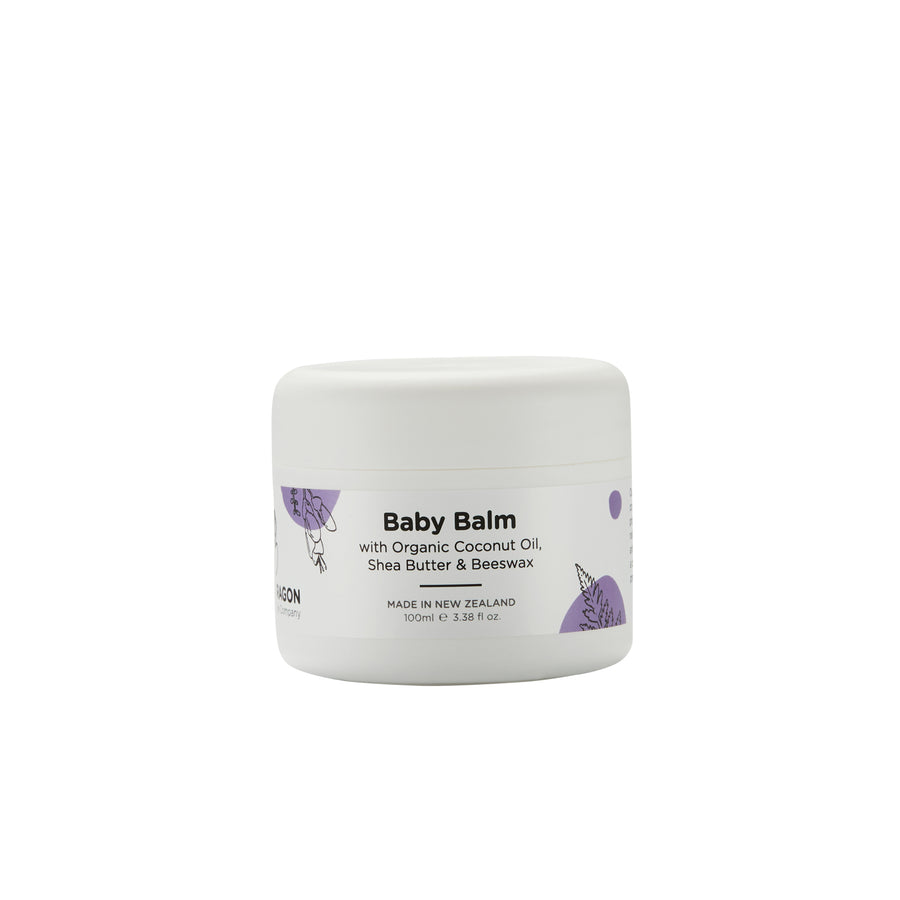 Little Dragon natural baby balm