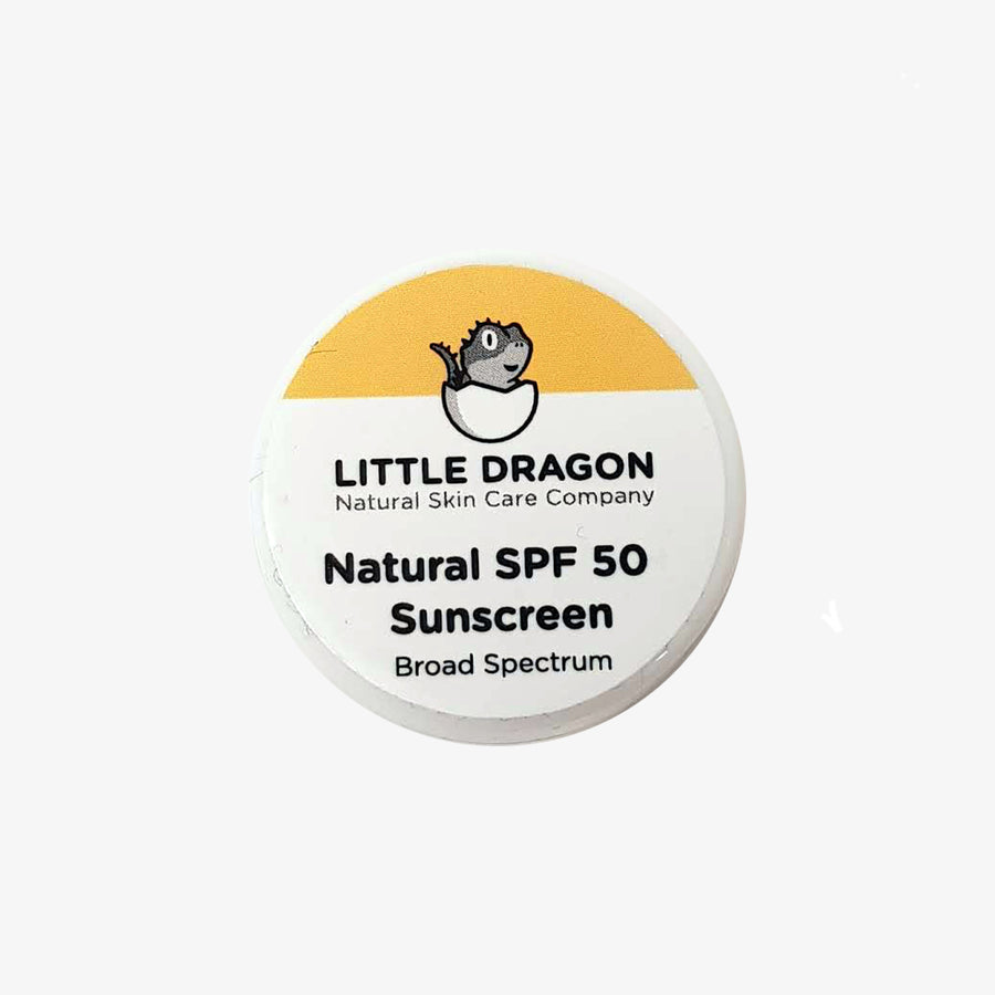 Natural SPF50 Sunscreen Sample
