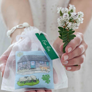 Moher Cottage - Lavender Bag