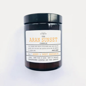 Aran Sunset Candle