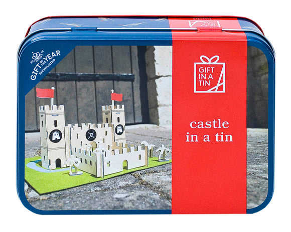 Castle - Gift In A Tin