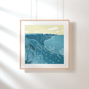 Cliffs of Moher Print - Sorrell Reilly