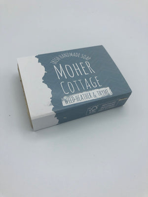 Moher Cottage Handmade Wild Heather & Thyme Soap
