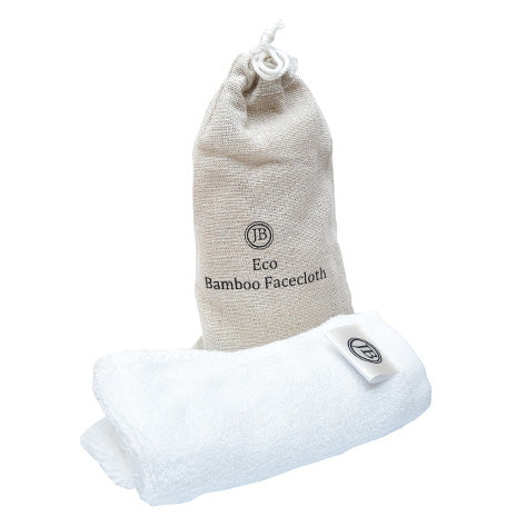 100% Eco- Friendly Bamboo Facecloth