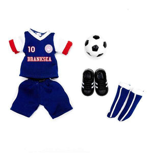 LOTTIE Doll Accessory - Branskea United Clothes Set