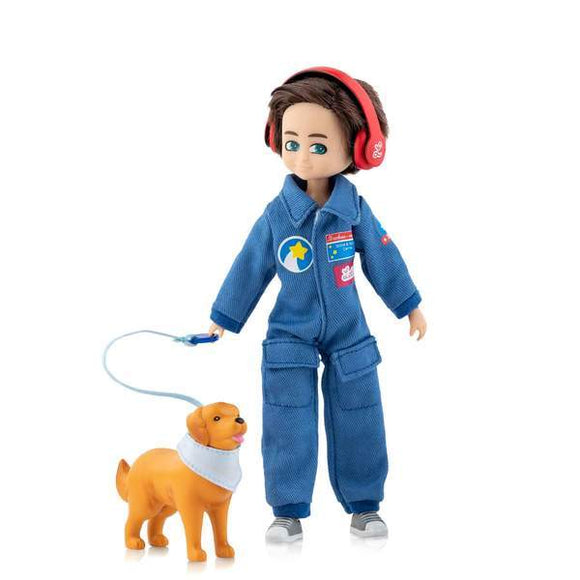 LOTTIE Loyal Companion and Astronaut Doll