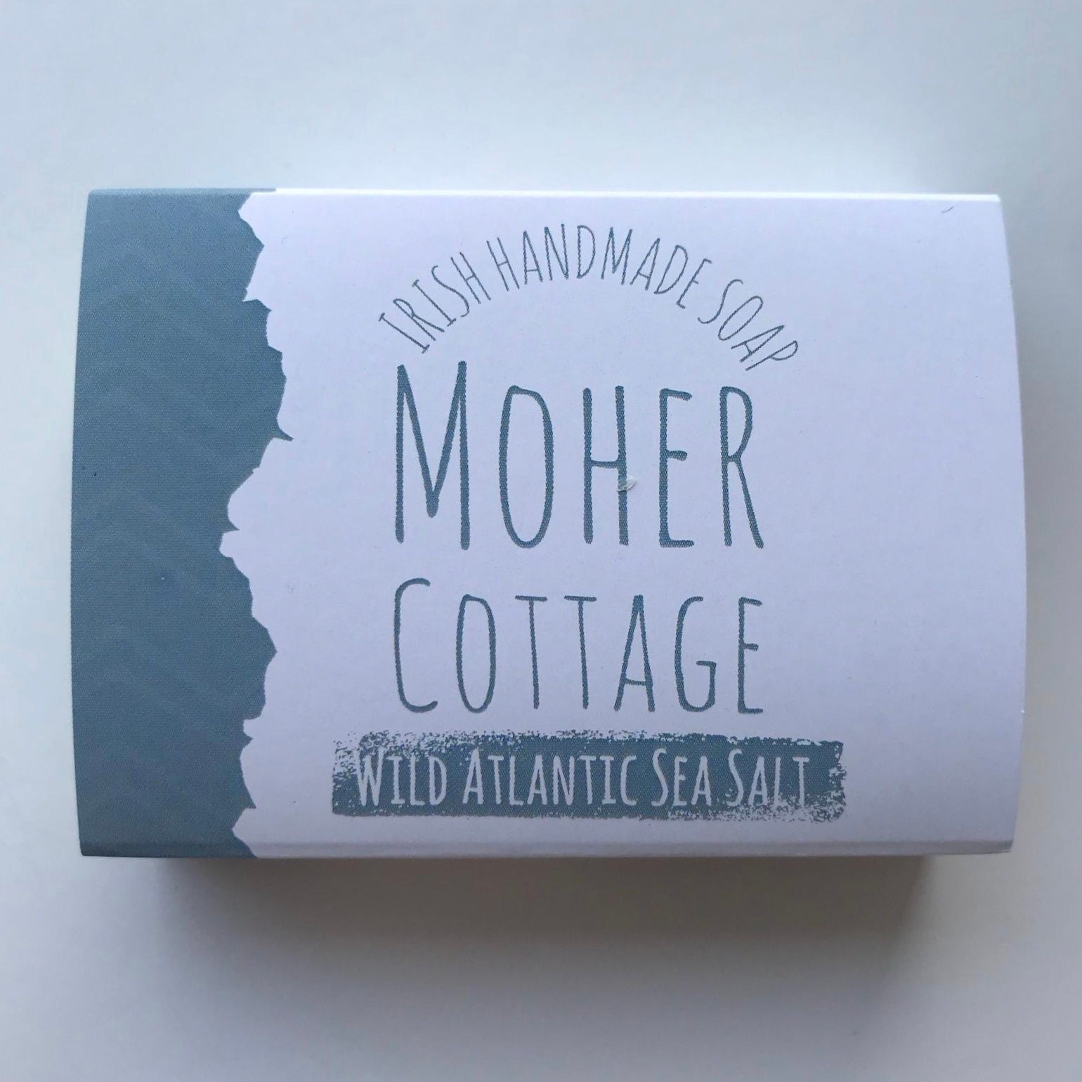 Moher Cottage Handmade Wild Atlantic Sea Salt Soap