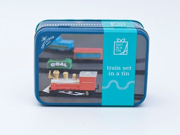 Train Set - Gift In A Tin