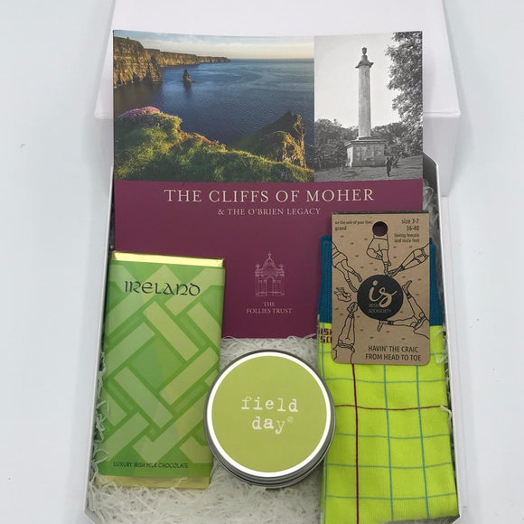 Bring Home the Cliffs of Moher - Irish Made Gift Box