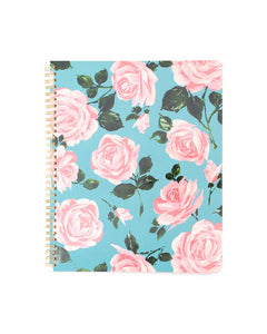 ban.do ROUGH DRAFT LARGE NOTEBOOK - ROSE PARADE