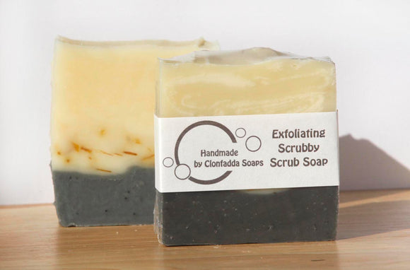 CLONFADDA SOAP - HANDMADE IN CO.CLARE