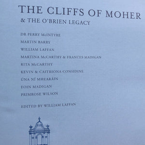 THE CLIFFS OF MOHER & THE O'BRIEN LEGACY - Published 2018