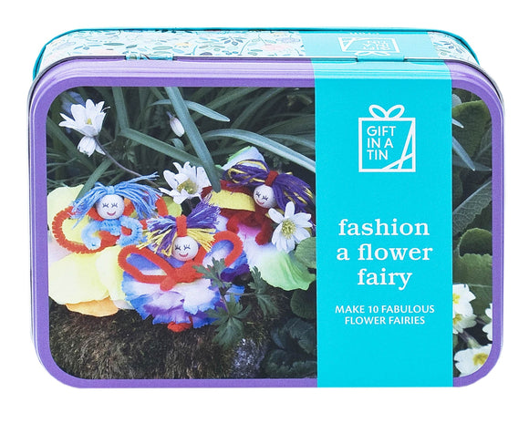 Fashion & Flower Fairy - Gift In A Tin