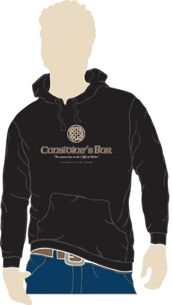 Considine's Bar Hoody - Black