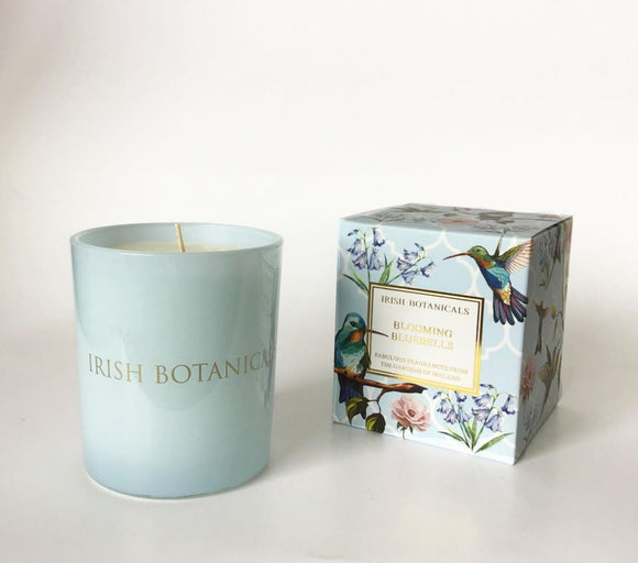 Blooming Bluebells Candle