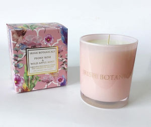 Peony & Wild Apple Mint Candle