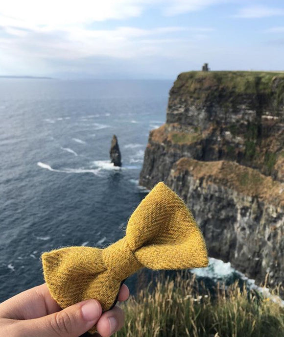 Irish Tweed Bow Tie