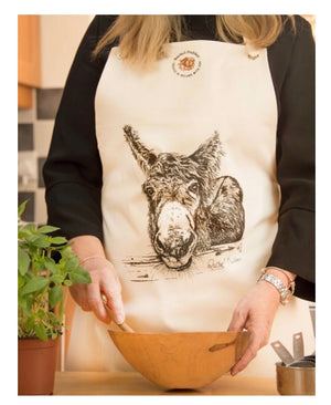 M'asal Beag Dubh | 100% Natural Cotton Apron