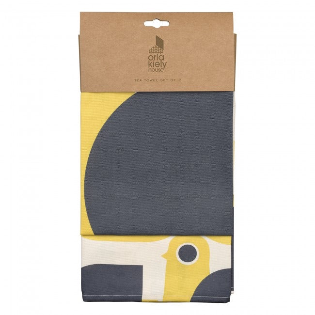 Orla Kiely Tea Towel (Pack of 2)