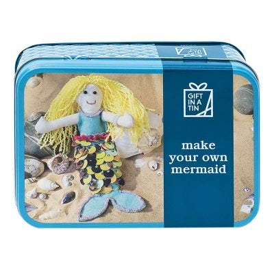 Make Your Own Mermaid - Gift In A Tin
