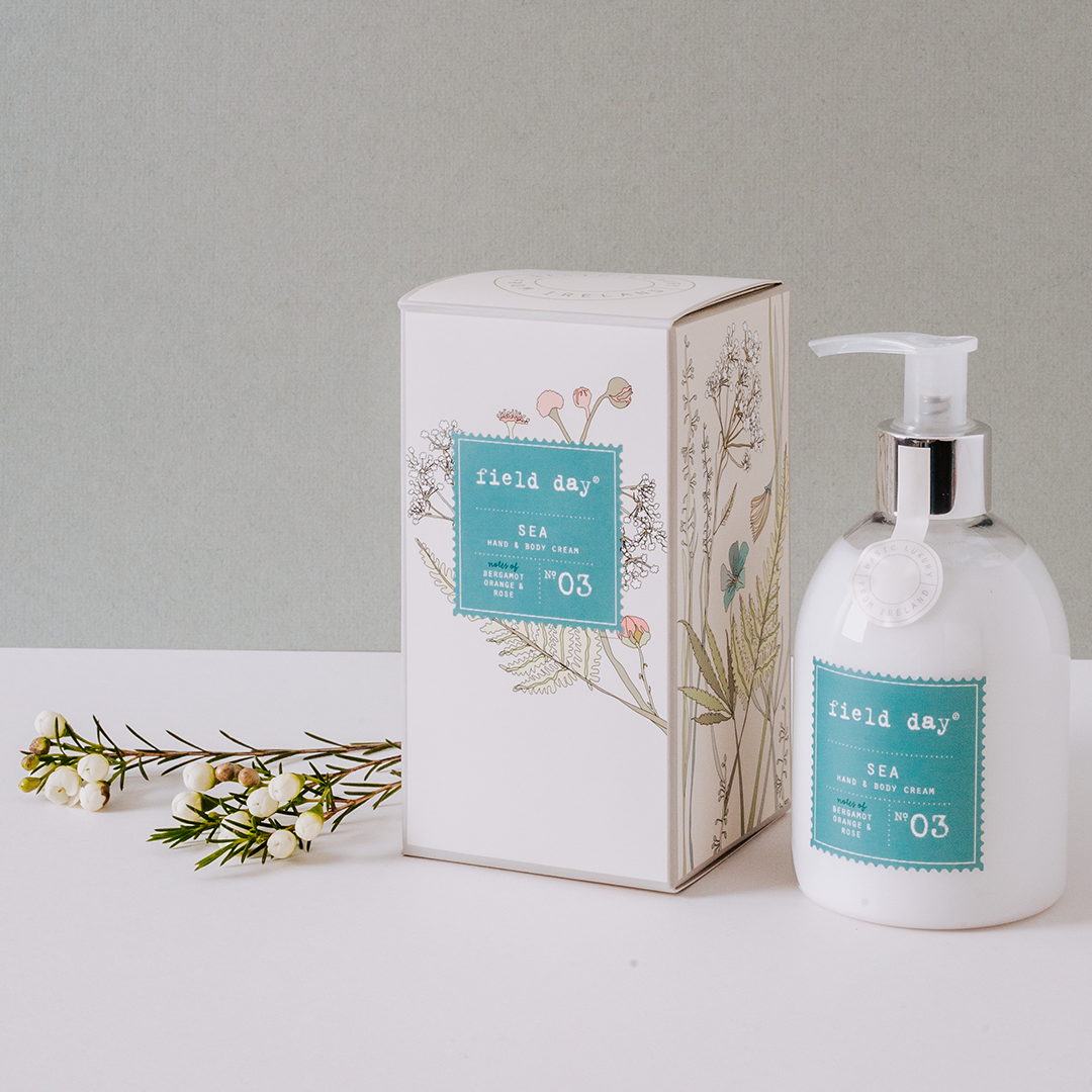 Sea Hand and Body Cream - Field Day