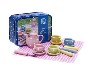 Tea Party - Gift In A Tin