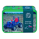 Tractor Construction Set - Gift In A Tin