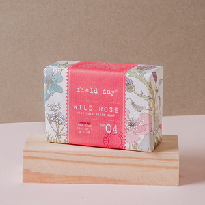 Wild Rose Soap - Field Day