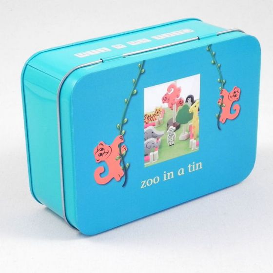 Zoo - Gift In A Tin