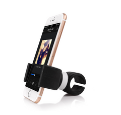Universal 360 Degrees Phone Holder For Bicycle, Car, Motor Bike, Stroller For iPhone 6 Plus 6S 5S For Samsung and more