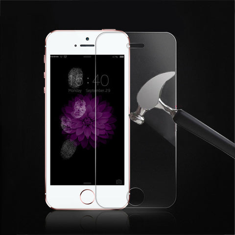 Tempered Glass For iPhone Models