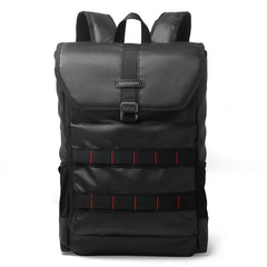 Stylish Men Laptop Travel Backpack Fit Laptop, Tablets up to 15.6 Inches Water Resistant Oxford Material