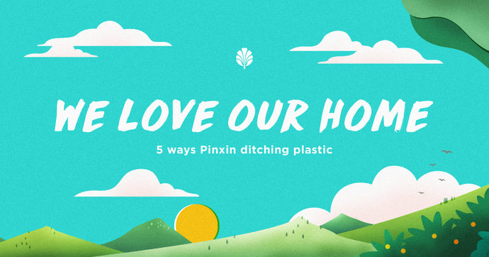 5 ways Pin Xin Vegan Cuisine ditching plastic: Going Beyond Veganism