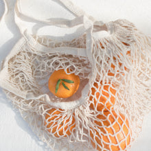 Load image into Gallery viewer, Organic Cotton Shopping Net Bag
