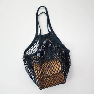 Organic Cotton Shopping Net Bag