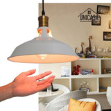 Pendant lights mini vintage lighting shade iron fixtures kitchen island shop hotel bar antique ceiling lamp