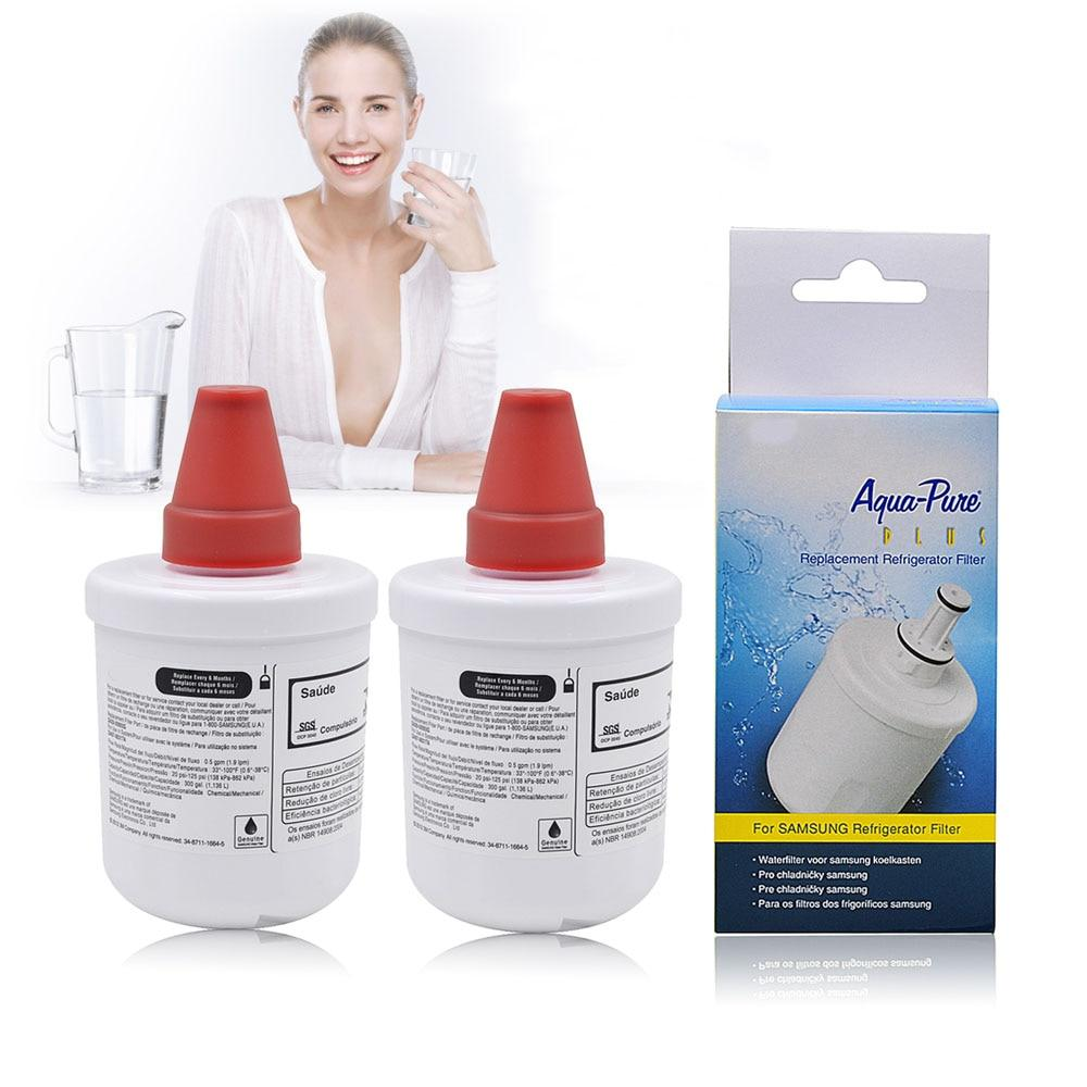 Refrigerator water filter replacement 2 pcs/lot