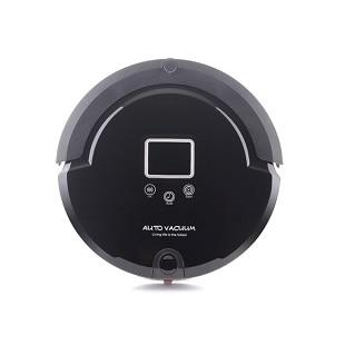 Robot vacuum cleaner long working time sonic wall low noise