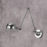 LED wall lights loft vintage wall lamp industrial long arm adjustable reminisce retractable e14 for bedroom living room