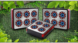 LED grow light apollo 8 full spectrum 600w 10band with exclusive 5w for indoor plants hydroponic system high efficiency