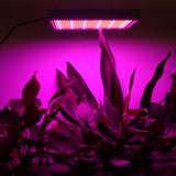 LED grow lamp panel 2pcs/lot 200w growing for hydroponic systems aquarium flowering plant bloom