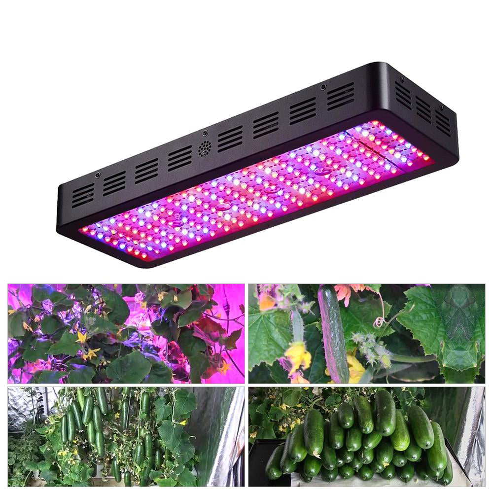 LED grow light bossled 2000w lamps full spectrum for indoor plants growth greenhouse hydroponics system
