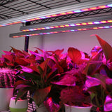LED strip grow light 54w waterproof bar lamp for greenhouse hydroponics indoor commercial plant veg flower tent