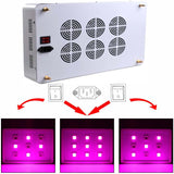 LED grow light II full spectrum 900w 1200w 1500w 1800w red/blue/white/uv/ir 410-730nm for indoor plants flower