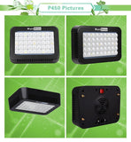 LED grow lights full spectrum double chips 300w 450w flower indoor lamp for plants overseas warehours fast deliver veg bloom