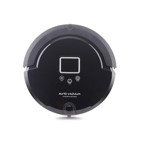 Vacuum cleaner intelligent robot with lowest noise auto charge