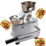Hamburger meat patty machine 100mm 130mm manual household commercial use small type easy control
